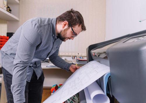 Сканирование печать Харьков